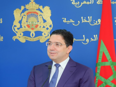 Moroccan FM, Saudi Security Is an Integral Part of Moroccan Stability