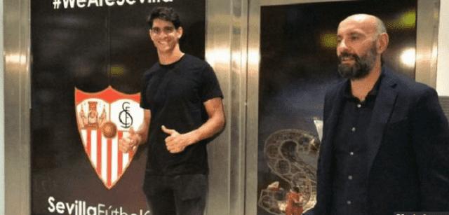 Moroccan Goalkeeper Yassine Bounou Joins Sevilla on Loan