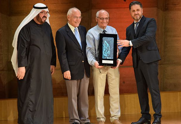 Moroccan Scientist Rachid Yazami Receives Arab Investor Award in Paris