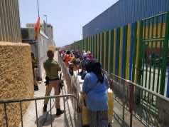 Moroccan Woman Dies at 'Tarajal II' Ceuta Crossing