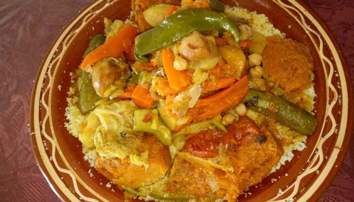 Moroccan Cuisine How To Make Moroccan Vegetable Couscous