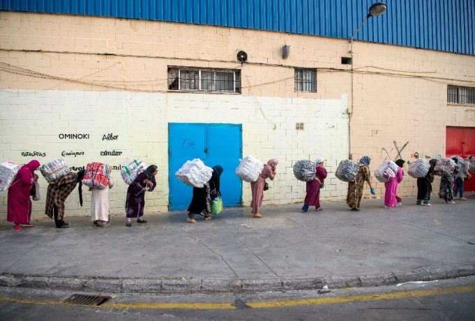Moroccans Near Ceuta to Face Increased Passport Control