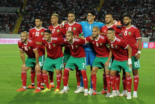 Morocco Climbs Two Positions in FIFA Rankings