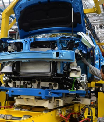 Morocco's Automotive Sector to Compete with China, India