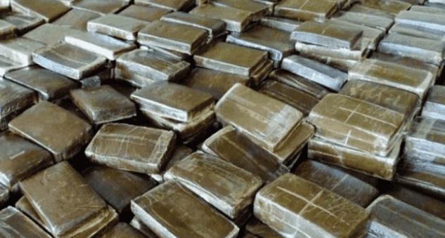 Morocco Seizes More Than 1 Ton of Cannabis Resin in Agadir