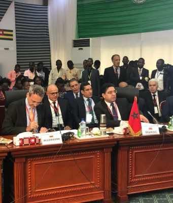 Morocco takes part ECOWAS Counterterrorism Summit