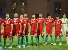 Morocco Maintains 43rd Spot in December FIFA Ranking