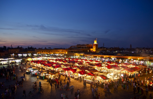 Nearly 8 Million Tourists Visited Morocco by the End of July 2019