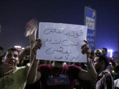 New Anti-government Protests in Egypt Call for Sissi's Removal