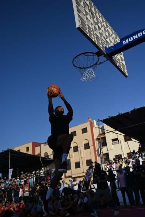 OCP-NBA practice