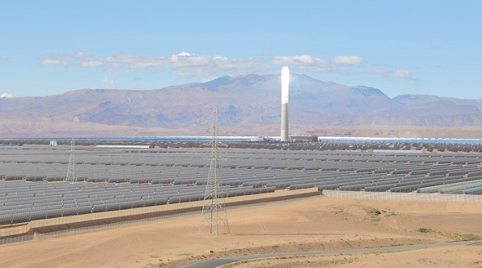 Morocco Lights the Way to More Solar Power Production
