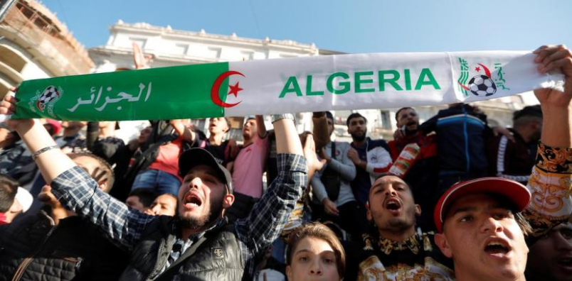 Police Kill  2 Algerians After Clashes in Northwestern Algeria