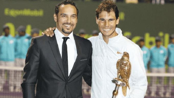Rafael Nadal Sends Heartwarming Message to Moroccan Retired Tennis Player Karim Alami