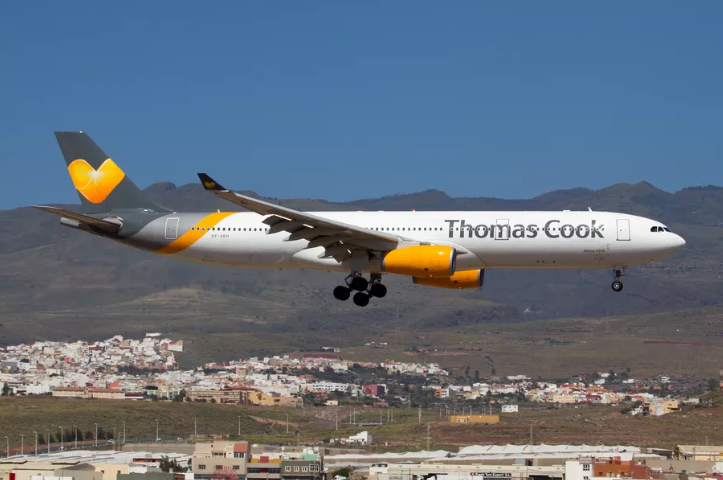 Thomas Cook Germany in rescue talks with investors