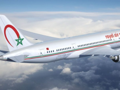 Royal Air Maroc, Official Carrier of Luanda Biennial Symposium