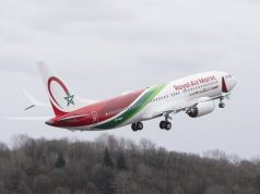 Royal Air Maroc to Launch Casablanca-Pekin Flight in January