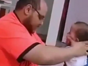 Saudi Arabia's Police Arrest Palestinian after Torturing Baby Daughter