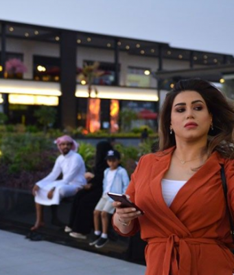 Saudi Women Defy Dress Code, Reject Traditional Abayas