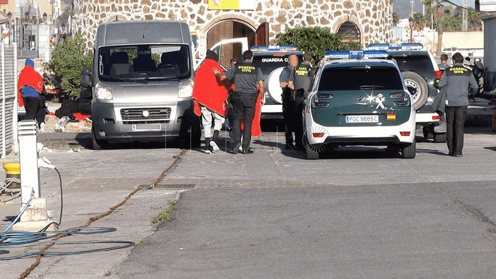 Spanish Authorities Intercept 19 Moroccan Irregular Migrants near Ceuta