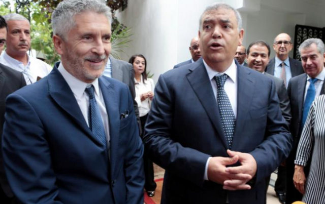 Spanish Interior Minister Calls Morocco-Spain Cooperation 'Tremendous'