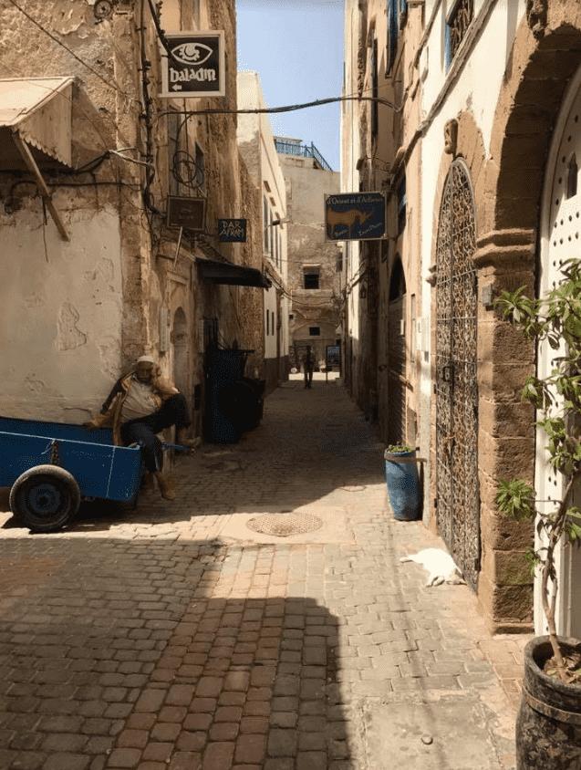 The windy city of Morocco, Essaouira