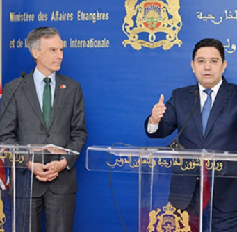 UK Supports Morocco's 'Serious, Credible' Efforts to End Western Sahara Conflict