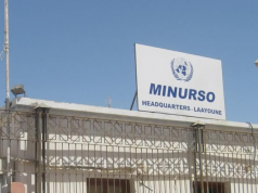 US Delegation Visits Laayoune for Meeting with Head of MINURSO
