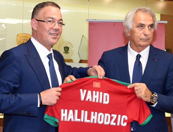 Halilhodzic: Today Morocco is Not Ready to Qualify for 2022 World Cup