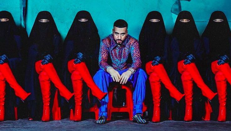 Video: French Montana Causes Stir With Latest Album Visuals
