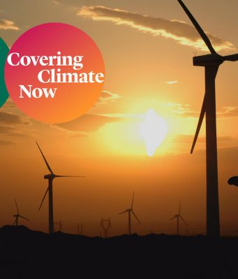 Why Morocco World News is 'Covering Climate Now'