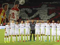 Wydad Casablanca Fans Use Tifo to Denounce CAF Corruption, EST Scandal