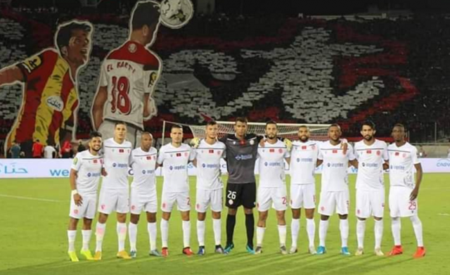 Wydad Casablanca Fans Use Tifo to Denounce CAF Corruption, EST Scandal