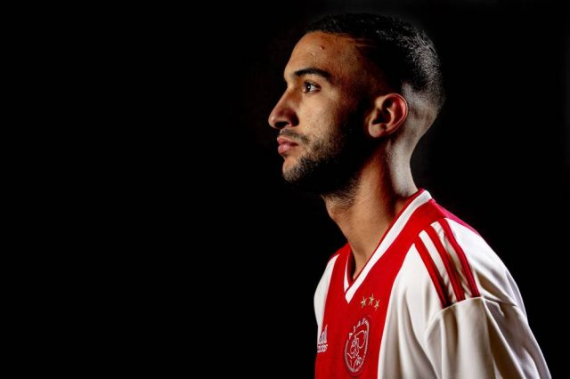 Ziyech Dutch-Moroccan Players are not Paid to Play for Morocco