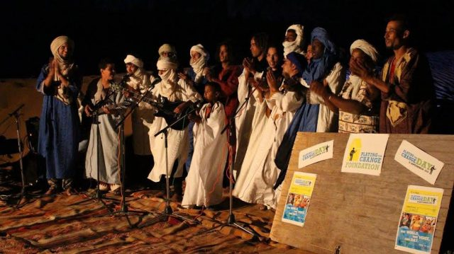 Morocco's Music Advances Sustainable Development