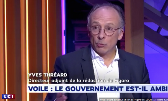 'I hate Islam,' Says Deputy Director of French Newspaper Figaro