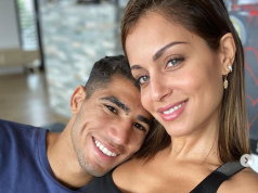 Achraf Hakimi Announces His Girlfriend's Pregnancy