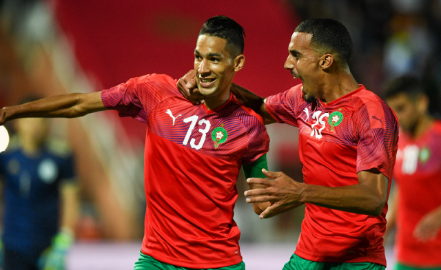Atlas Lions' Coach to Summon 14 Players From Morocco's Botola