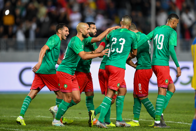 Atlas Lions Fall Three Positions in FIFA Monthly Rankings