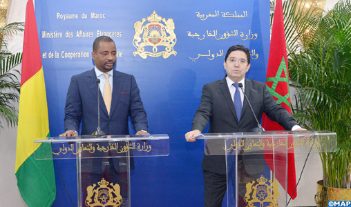 Guinea Renews Support for Morocco, South-South Cooperation