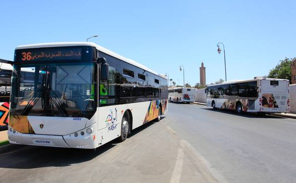 British Company National Express Runs More Buses in Morocco Than in UK