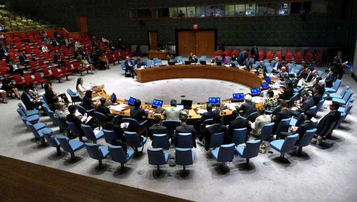 Calls for Political Solution Gain More Momentum at Security Council