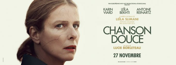 Leila Slimani's Chanson Douce to Hit the Big Screen on November 27