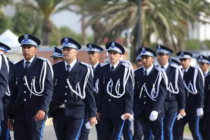 Morocco's DGSN to Recruit 7708 Additions to National Police Force
