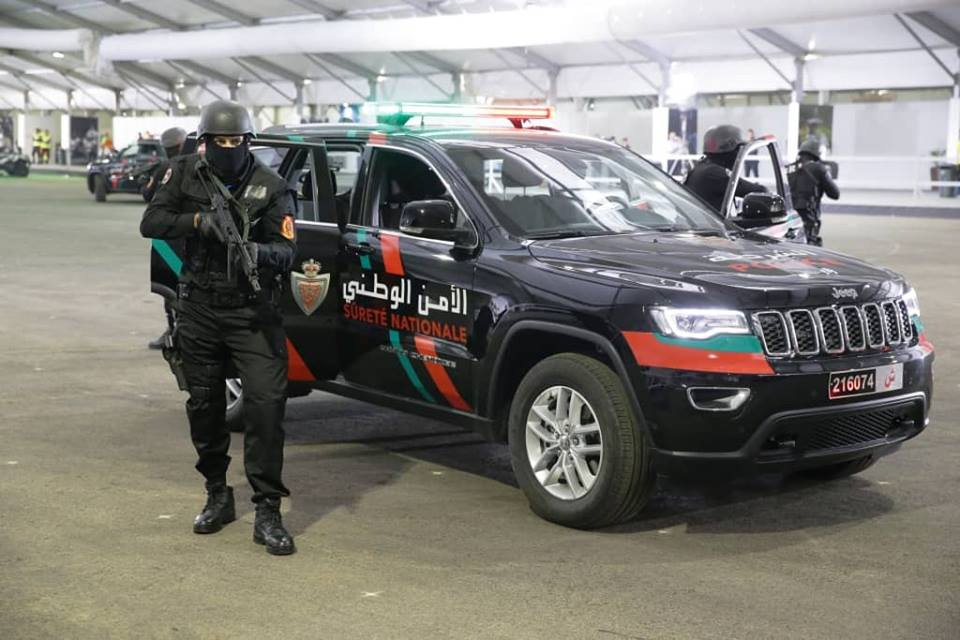 """Morocco's National Police Host Third Annual """"Open Days"""" in Tangier"""