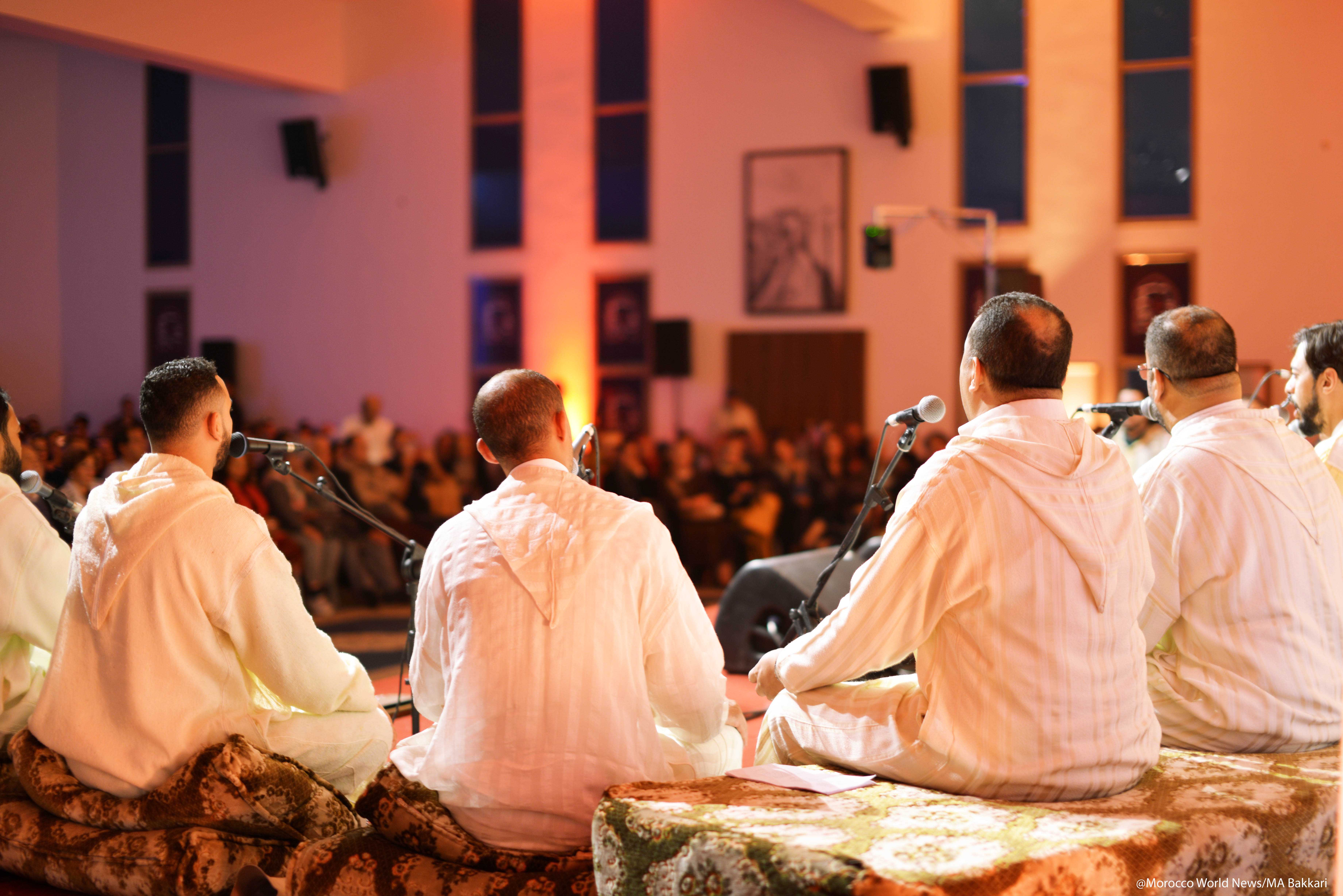 Sufi music group Tariqa Boutchichiya