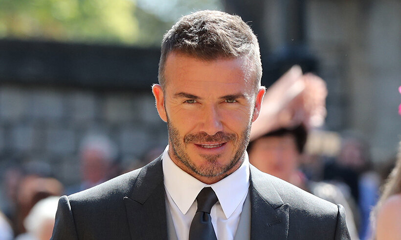David Beckham to Attend Green March Celebration in Morocco