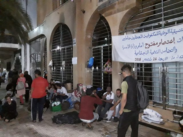 Disability Rights Activists to Protest on the Streets of Rabat