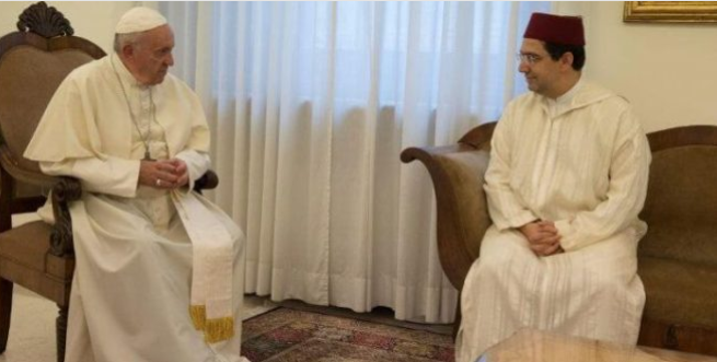 FM, Morocco Satisfied with Pope Francis's Promotion of Rabat Archbishop