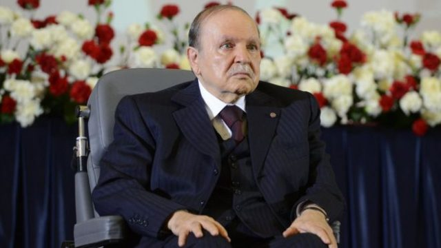 Former Algerian President Bouteflika Still in Presidential Palace