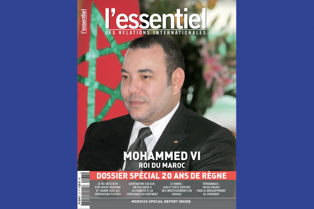 French Magazine - Morocco is an Example of African Emergence